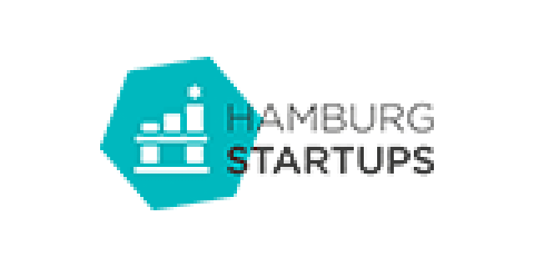 Company logo: hamburg startups
