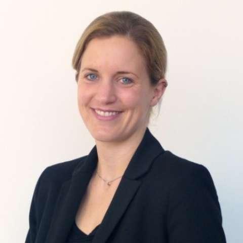 Person avatar: Stefanie Burgdorff