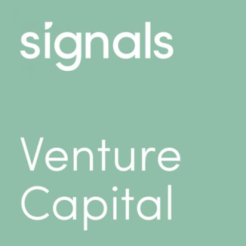Company logo: signals venture capital