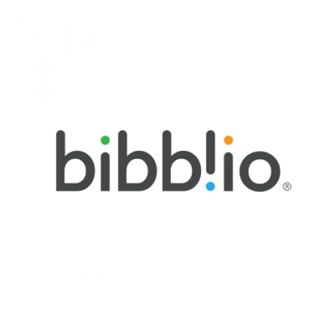 Company logo: bibblio
