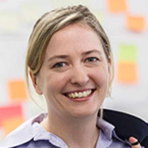 Person avatar: Katharina Lueth