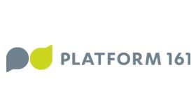 Company logo: platform161