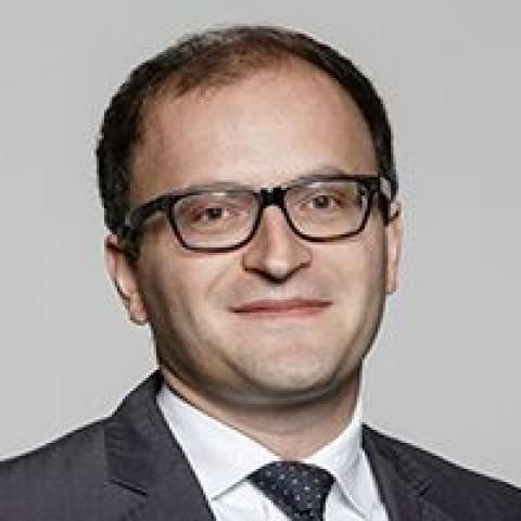 Person avatar: Tamaz Georgadze