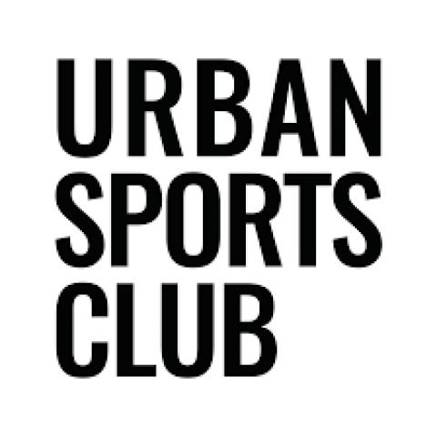 Company logo: urban sports