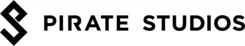 Company logo: pirate studios