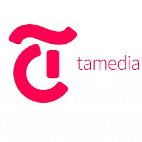 Company logo: tamedia