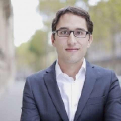 Person avatar: Victor Huberson
