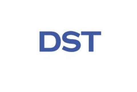 Company logo: dst