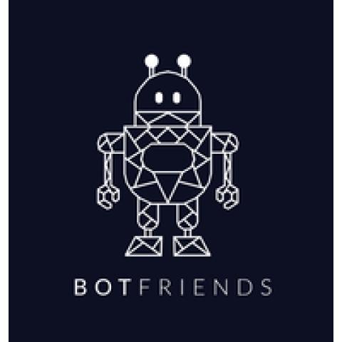 Company logo: botfriends
