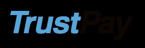 Company logo: trust pay