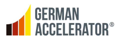 Company logo: german accelerator