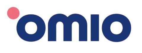 Company logo: omio
