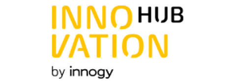Company logo: innogy innovation hub
