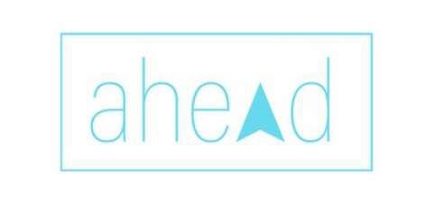 Company logo: ahead