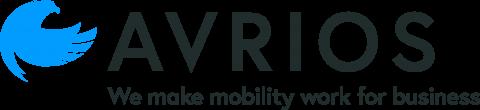 Company logo: avrios