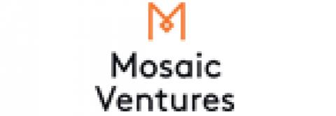 Company logo: mosaic ventures
