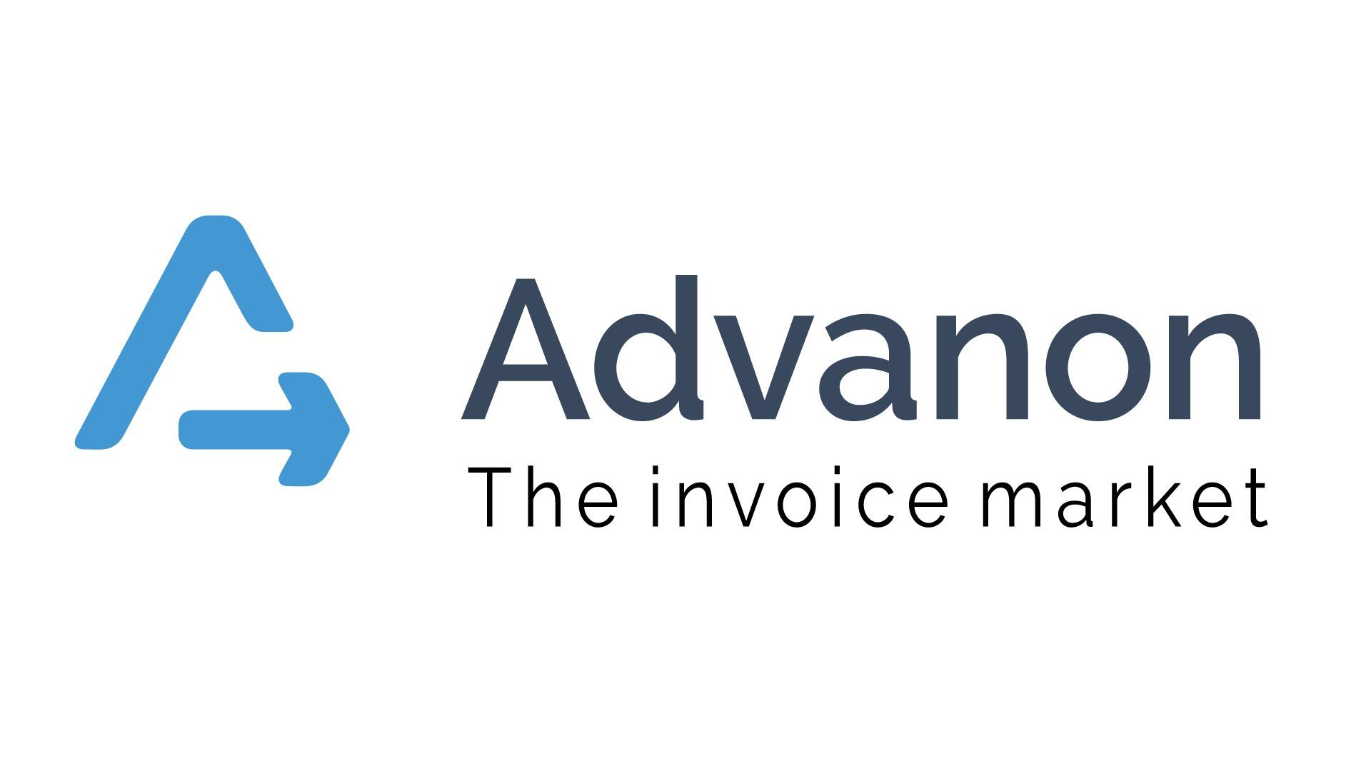 Company logo: advanon