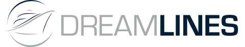 Company logo: dreamlines