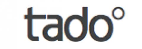Company logo: tado°