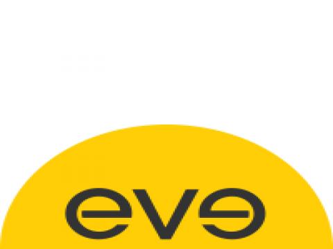 Company logo: eve sleep
