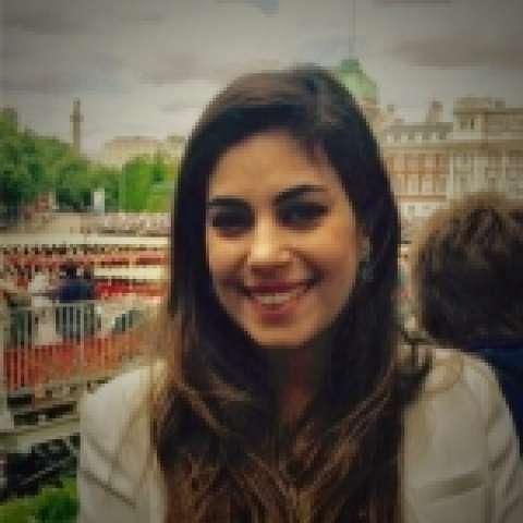 Person avatar: Natalia Ferreira