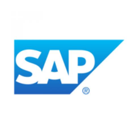 Company logo: sap se