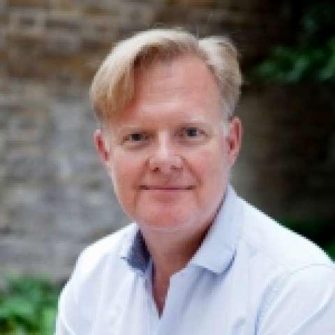 Person avatar: Simon Calver