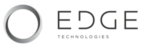 Company logo: edge technologies
