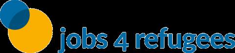 Company logo: jobs4refugees