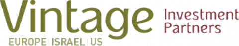 Company logo: vintage investment partners