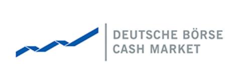 Company logo: deutsche börse