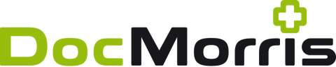 Company logo: docmorris