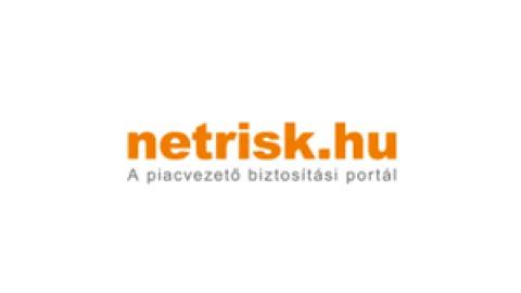 Company logo: netrisk.hu