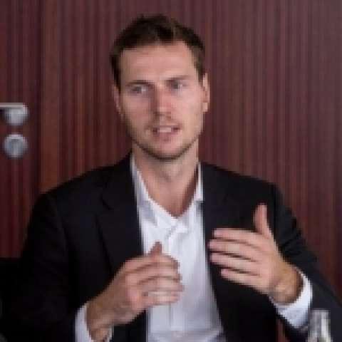 Person avatar: Florian Brokamp