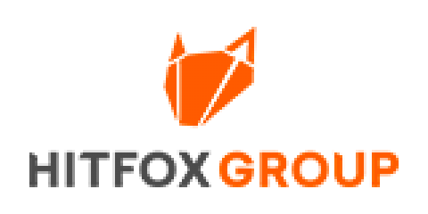 Logo: HitFox Group