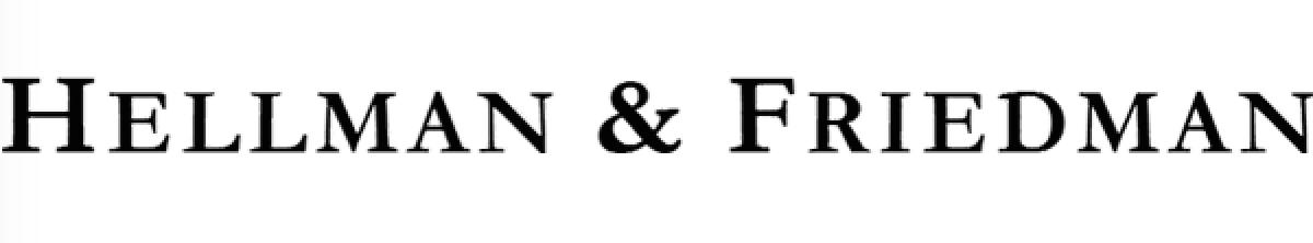 Company logo: hellman & friedman