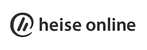 Company logo: heise