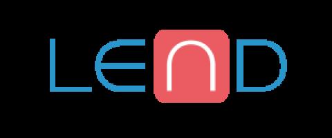 Company logo: lend
