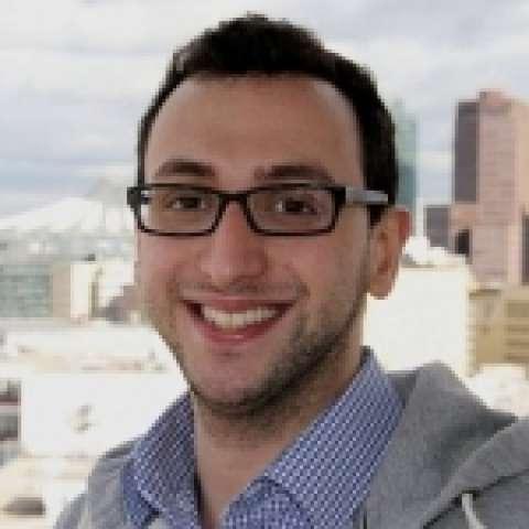 Person avatar: Ali Albazaz