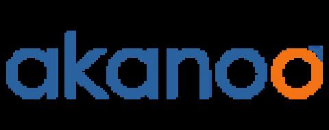 Company logo: akanoo