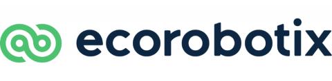 Company logo: ecorobotix
