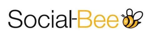 Company logo: social-bee