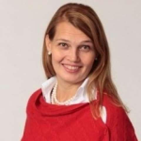Person avatar: Irina Blomqvist
