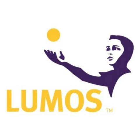 Company logo: lumos global