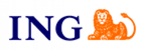 Company logo: ing group