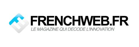 Company logo: frenchweb