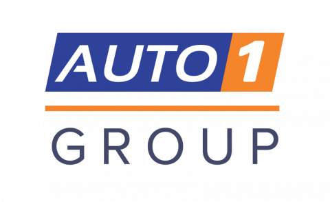 Company logo: auto1 group