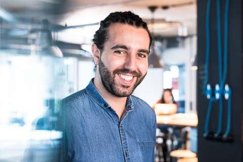 Person avatar: Tarek Mueller