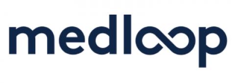 Company logo: medloop
