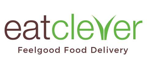 Company logo: clever food concepts (aka eatclever)